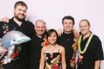 Rahn Yanes, David Burk, Andrew Kane, Dave Kapell, Kim Sueoka, January 2013