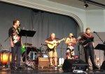 Adieu Summer Concert, September 2013 (Shahzore Shah, David Burk, Kim Sueoka, Andrew Kane)