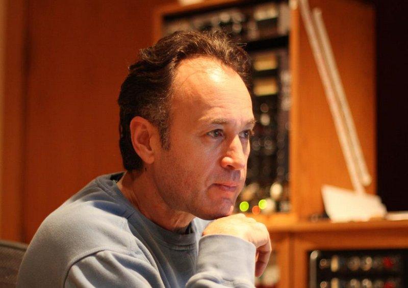 Recording Engineer Matthew Zimmerman