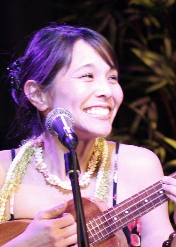 Kim Sueoka at Creekhouse, March 2012
