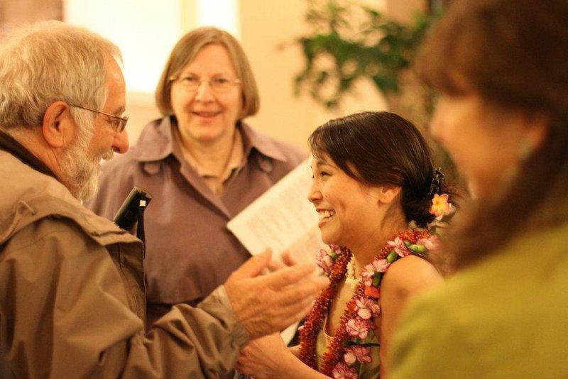 David Zander, Andrea Gapko and Kim